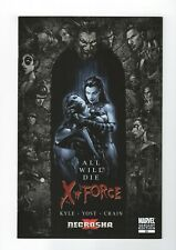 X-Force #25 Clayton Crain Dracula Movie Poster Homage 1:15 Variant (NM)