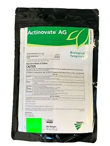 Actinovate AG Biological Fungicide - 18 Ounces -(OMRI) by Novozymes