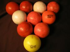 10 used Field Hockey Turf Balls - Great for Practice