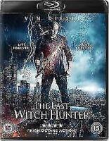 The Last Bruja Hunter Blu-Ray Nuevo Blu-Ray (EO51969BR)