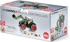 Siku control 6778 Fendt 939 avec chargeur frontal et télécommande