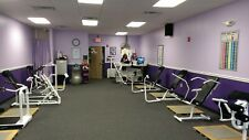 Curves Circuit Gym Machines with jogging boards + much more