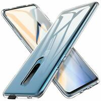 For OnePlus 7 Pro Shockproof Clear Transparent Phone Case Cover