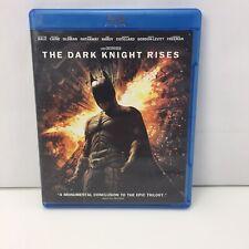 The Dark Knight Rises (Blu-ray, 2012, Warner Bros.)
