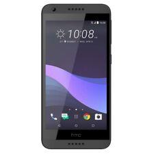 "New HTC Desire 650 Grey 16GB 4G LTE 2GB RAM 13MP 5"" NFC GPS Unlocked Smartphone"