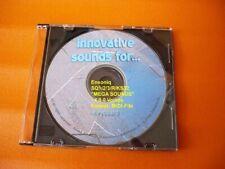 """Ensoniq sq1/2/3/r/ks32 - """"Mega CD"""" con 480 Voices en CD en el Midi-File!!!"""