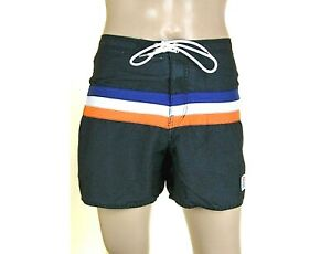 Pantaloncini Mare Uomo Costume FRANKLIN & MARSHALL L015 Nero Tg XS S M L XL XXL