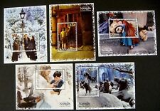 NEW ZEALAND 2005 MNH CHRONICLES OF NARNIA STAMPS SHEETS LION WITCH & WARDROBE