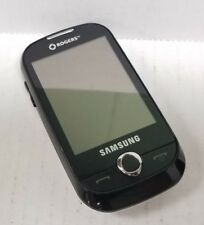 Samsung Corby Pro Rogers Wireless Cellular Phone Black and White