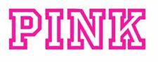 PINK Victoria's Secret Decal Sticker Vinyl VS ~ Yeti, iPhone, Laptop, Car Truck