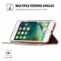 iPhone 8 Plus Case 7 Plus Wallet Case ProCase Flip Fold Folio Case Stylish