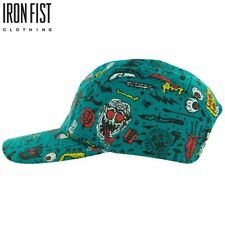 IRON FIST GUT AND GLORY 5 PANEL HAT