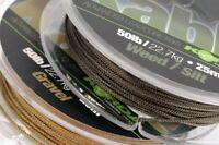 NEW Korda Kable Advanced Leadcore Leaders  50lb All Colours - Carp Fishing