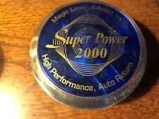 SUPER POWER 2000 MAGIC LASER JUMBO YO YO HIGH PERFORMANCE AUTO RETURN