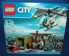 LEGO City 60131 CROOKS ISLAND retired