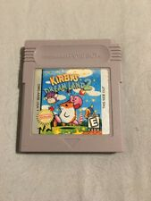 Kirby's Dream Land 2 (Nintendo Game Boy, 1995)