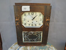 Carillon Horloge  Westminster jura  boite musique 8 marteaux 8 tiges 10