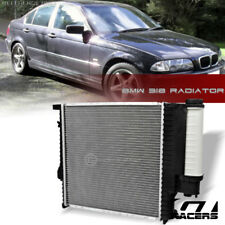 ALUMINUM CORE RADIATOR FOR 1991-1999 BMW E36 318i/318is/318ti/Z3 1.8/1.9 L4 4CYL