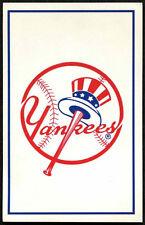 Yankees #144 Panini Ligue majeure de Baseball 1995 autocollant (C348)