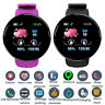 Smart Watch Fitness Tracker Heart Rate Calorie Counter Bracelet For IOS Android