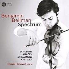 Benjamin Beilman - Spectrum CD PLG Classics