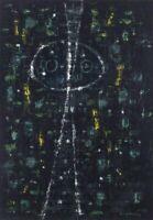 Ernst Geitlinger (Frankfurt 1895-1972 Seehaupt) - Gelb gefleckt 1958