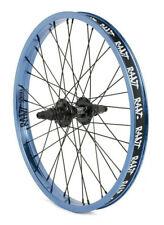 "RANT PARTY ON BMX BIKE BIKE 20"" REAR WHEEL FIT DK CULT SHADOW SUBROSA BLUE LHD"