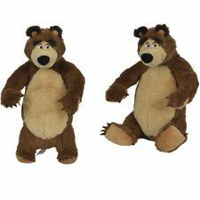 Masha and the Bear Misha Soft Plush Toy Figure Simba