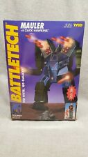 Vintage 1994 Battletech Toys Tyco Mauler With Zack Hawkins SEALED