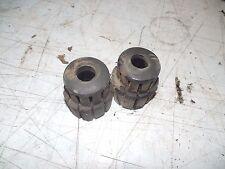 honda cm400 automatic cm400A fuel tank grommets rubbers 1982 cm450A 1980 81 1979