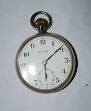Personal pocket watch Harry Berry photos documents history Woodbridge Suffolk
