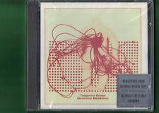 TANGERINE DREAM - ELECTRONIC MEDITATION CD NUOVO SIGILLATO