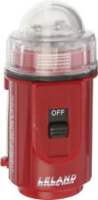 Leland Emergency Strobe Light Knife 60610M (RED STROBE LIGHT) U.S. Coast Guard a