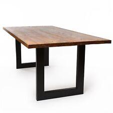 massiver Esstisch Tisch Sheesham Palisander Massivholz Stone Finish 175x90