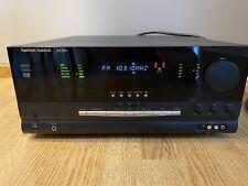 HARMAN KARDON AVR7000 SURROUND SOUND RECEIVER- CLEAN - PERFECT CONDITION