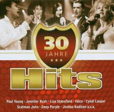 DCD Sampler 30 Jahre Hits (Falco, Suzi Quatro, Deep Purple) 2005 Sony BMG