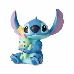 Disney Showcase Stitch With Doll from Lilo & Stitch Mini Figurine 6002187