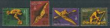 Russland Briefmarken 1978 Olympia Moskau Mi.Nr.4707+08+10+11
