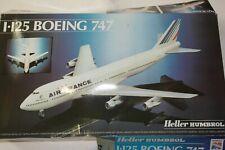 HELLER 1:125  BOEING 747 100/200 AIR FRANCE  80459