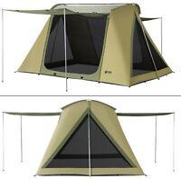 New Kodiak Canvas No Floor Tent Screen House C&ing 6714 10x14 Enclosure + Bag  sc 1 st  eBay & NEW SCREEN HOUSE - Nordic Cross 10u0027x10u0027x82