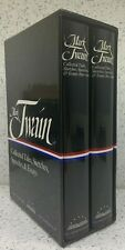 LIBRARY OF AMERICA Collected Shorter Works of Mark Twain TALES, SPEECHES ESSAYS