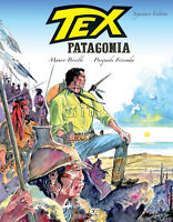 Tex: Patagonia (2017 Hardcover, blue cover), GN, Boselli, Frisenda