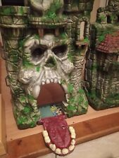 MOTU CASTLE GRAYSKULL Masters of the Universe professionally painted HE-MAN