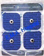 Compex-Cefar-Elettrodi adesivi originali 5x5 bottone (5 conf.)-SUPERPREZZO!!!