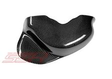 Ducati Monster 696 795 796 1100 Engine Case Protector Guard Cover Carbon Fiber