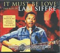 Labi Siffre - It Must Be Love - The Best Of / Greatest Hits 2CD NEW/SEALED