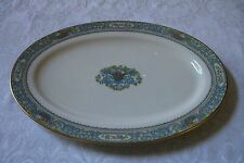 "Lenox China Autumn Oval Serving Platter 16"" NEVER USED"