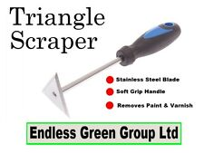 Triangle Scraper / Shavehook - use to remove paint & varnish from wood furniture