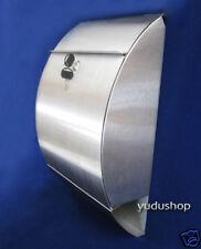XL acero inox buzón con compartimento para periódico libre de óxido GH1