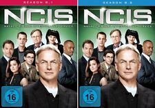 6 DVDs * NCIS - SEASON / STAFFEL 8 ( 8.1 - 8.2 ) IM SET ~ NAVY # NEU OVP +